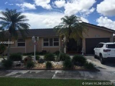 Miami Single Family Home For Sale: 14062 SW 38 Terrace