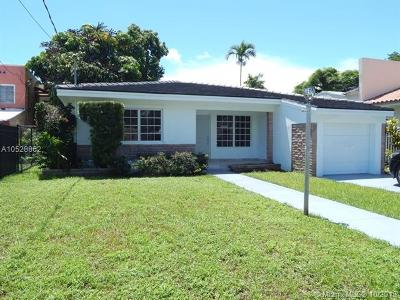Miami Single Family Home For Sale: 2560 SW 19th Ter