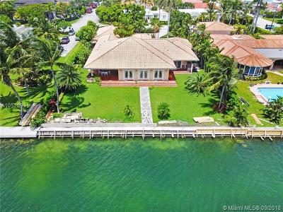 Surfside Single Family Home For Sale: 824 88th St