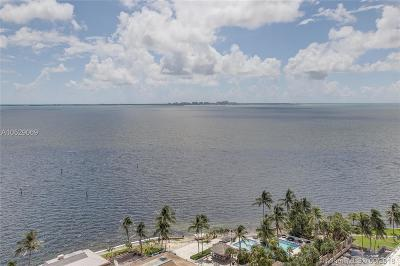 Miami Condo For Sale: 3 Grove Isle Dr #C1809