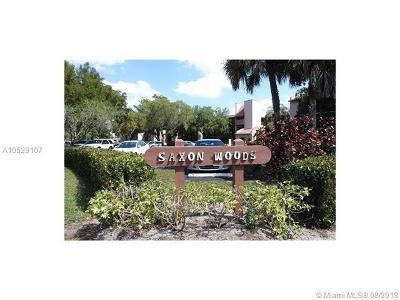 Coral Springs Condo For Sale: 2057 NW Coral Ridge Dr #N105