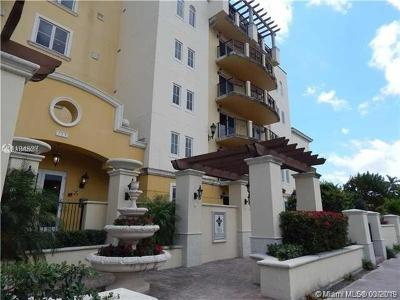 Coral Gables Condo For Sale: 322 Madeira Ave #401