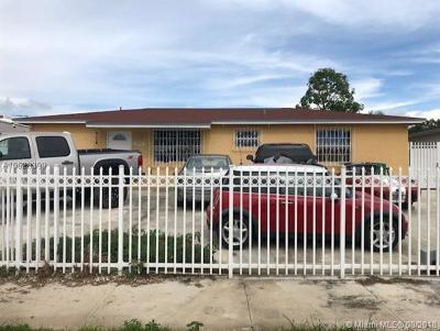 Homestead Single Family Home For Sale: 25515 SW 125th Ct