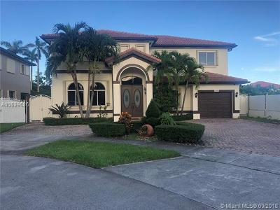 Miami Single Family Home For Sale: 2883 SW 138th Path