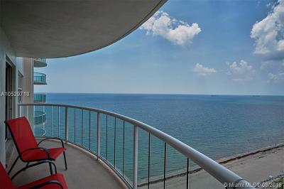 Fort Lauderdale Condo For Sale: 3400 Galt Ocean Dr #2004S