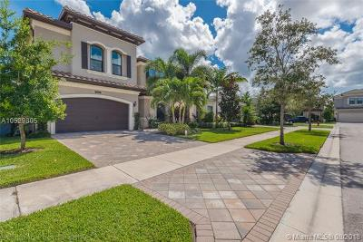 Delray Beach Single Family Home For Sale: 9307 Eden Roc Ct