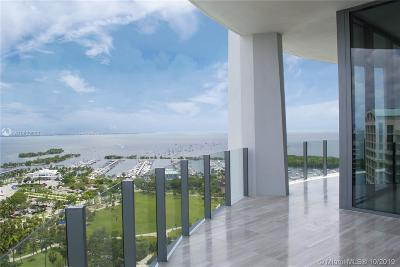 Miami Condo For Sale: 2821 S Bayshore Drive #19D