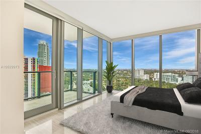 Echo Brickell, Echo Brickell Condo, Echo Condo Rental For Rent: 1451 Brickell Ave #2303