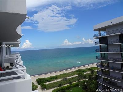 Surfside Condo For Sale: 8911 Collins Ave #1103