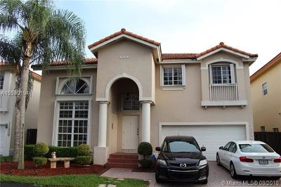 Doral Single Family Home For Sale: 11230 NW 59th Ter