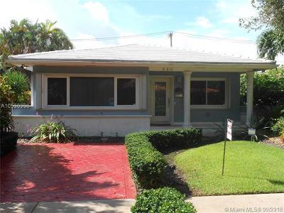 Miami Shores Single Family Home For Sale: 250 NE 97th St