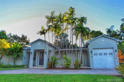South Miami Single Family Home For Sale: 8140 SW 62nd Ave