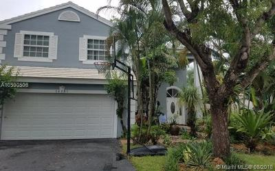 Davie Single Family Home For Sale: 14051 Richwood Pl
