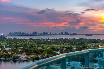 Miami Beach Condo For Sale: 6000 Indian Creek #20CD