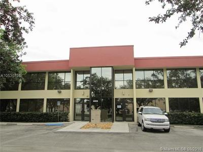 Sunrise Commercial For Sale: 4503 NW 103rd Ave #108
