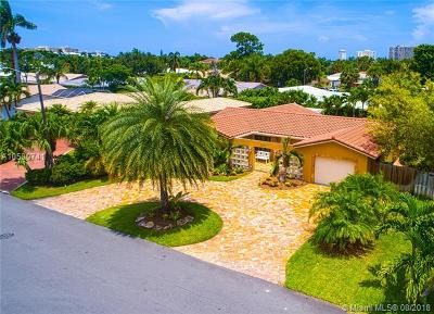 Fort Lauderdale Single Family Home For Sale: 4070 NE 26th Ave