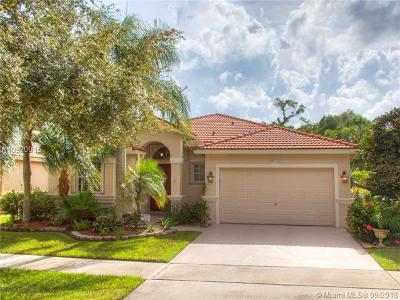 Coconut Creek Single Family Home For Sale: 4960 Swans Ln