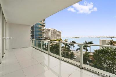 Miami Condo For Sale: 2020 N Bayshore Dr #607