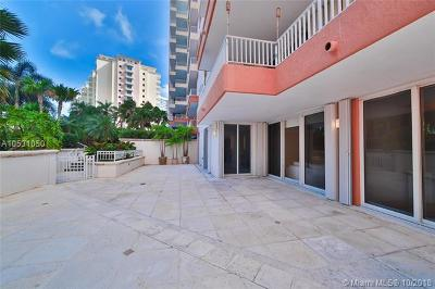 Key Biscayne Condo For Sale: 789 Crandon Blvd #206