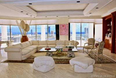 Aventura Condo For Sale: 3000 Island Blvd #PH-4