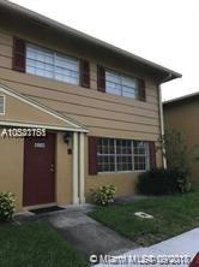 Davie Condo For Sale: 1821 SW 81st Ave