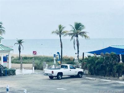 Lauderdale By The Sea Condo For Sale: 4320 E El Mar Dr #201
