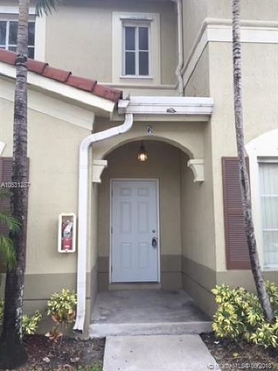 Doral Condo For Sale: 8261 NW 107th Ct #6-10