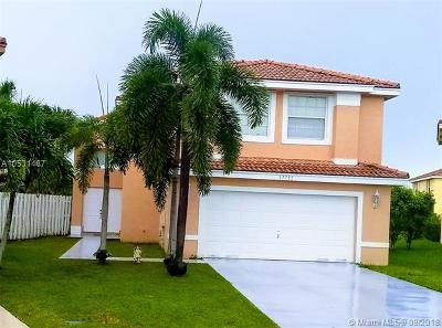 Miramar Single Family Home For Sale: 17755 SW 27th Ct