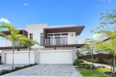 Fort Lauderdale Condo For Sale: 1808 Coral Ridge Drive #1808