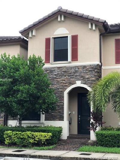 Kendall Rental For Rent: 11559 SW 150 Place