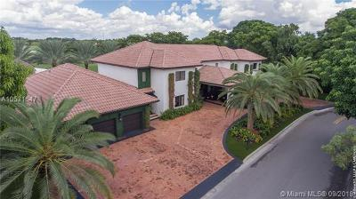 Doral Single Family Home For Sale: 4933 NW 94th Doral Pl