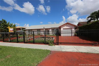 Miami Single Family Home For Sale: 14565 SW 43rd Ter