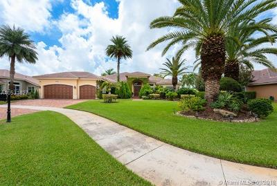 Davie Single Family Home For Sale: 14854 SW 40th St