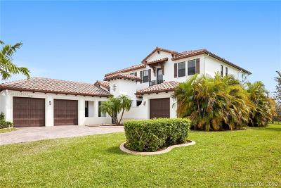 Cooper City Single Family Home For Sale: 2727 NW 84th Way