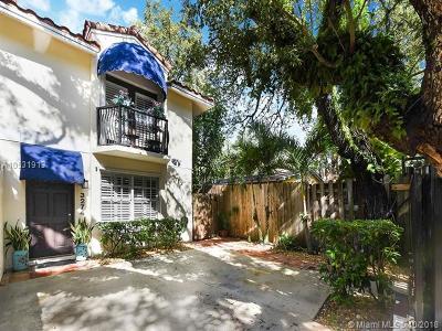 Miami Condo For Sale: 3274 Gifford Lane #A