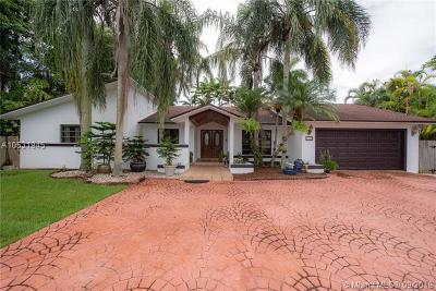 Single Family Home For Sale: 6320 SW 84th St