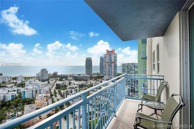 Miami Beach Condo For Sale: 90 Alton Rd #2911