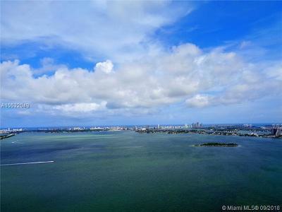 Paraiso Bay, Paraiso Bay Condo Rental For Rent: 650 NE 32 #4502