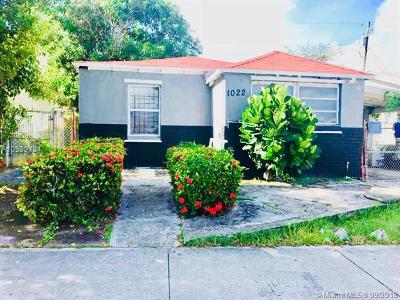 West Palm Beach FL Single Family Home For Sale: $129,000