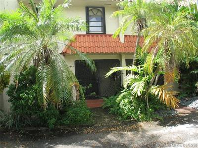 Miami Shores Condo For Sale: 1544 NE 105th St #B10