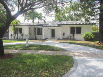 Miami Shores Single Family Home For Sale: 269 NW 111th Ter