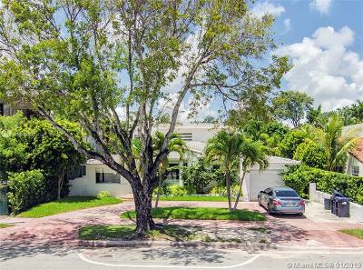 Single Family Home For Sale: 4618 Alton Road