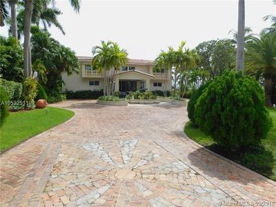 Palm Island Single Family Home For Sale: 150 Palm Ave