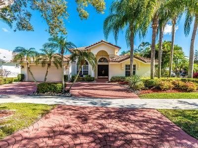 Weston Single Family Home For Sale: 765 Bayside Lane
