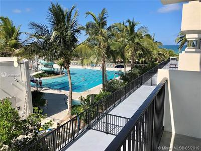 Surfside Condo For Sale: 9273 Collins Ave #208