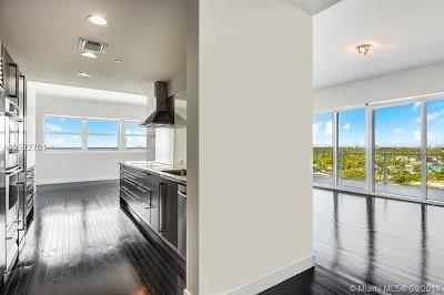 Miami Beach Condo For Sale: 6103 Aqua Ave #1006