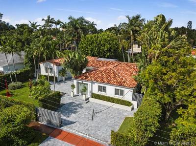 Miami Beach Single Family Home For Sale: 4490 Nautilus Dr