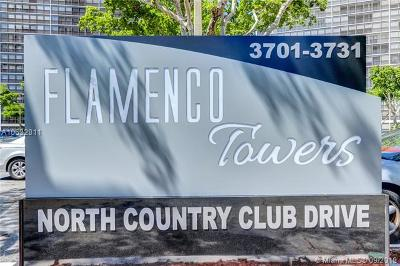 Aventura Condo For Sale: 3701 N Country Club Dr #2208
