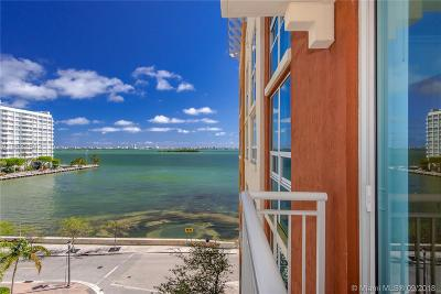 Miami Condo For Sale: 2000 N Bayshore Dr #522
