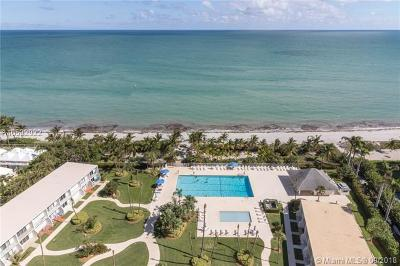 Key Biscayne Condo For Sale: 881 Ocean Dr #17C